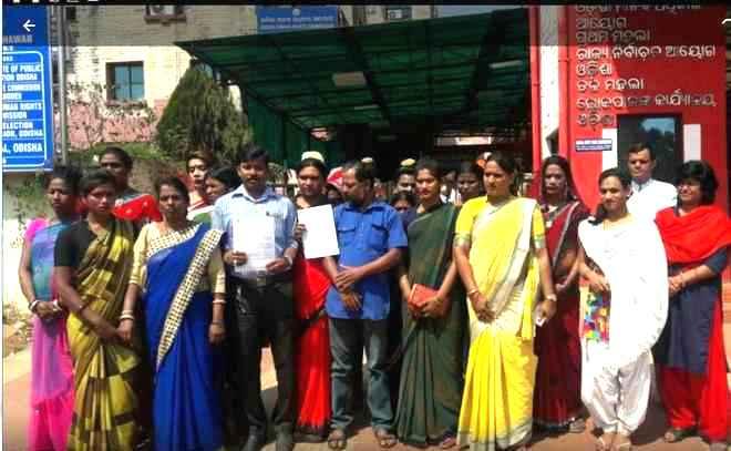 Kinnar Sangh lodge complaint with OHRC_1