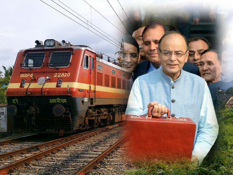 Rail allocation for Odisha in Union Budget 2017-18