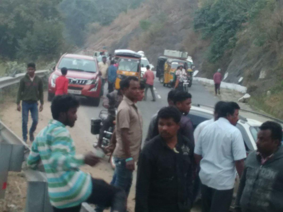 Maoist Attack On Police Convoy At Odisha-Andhra Pradesh Border, 4 Die