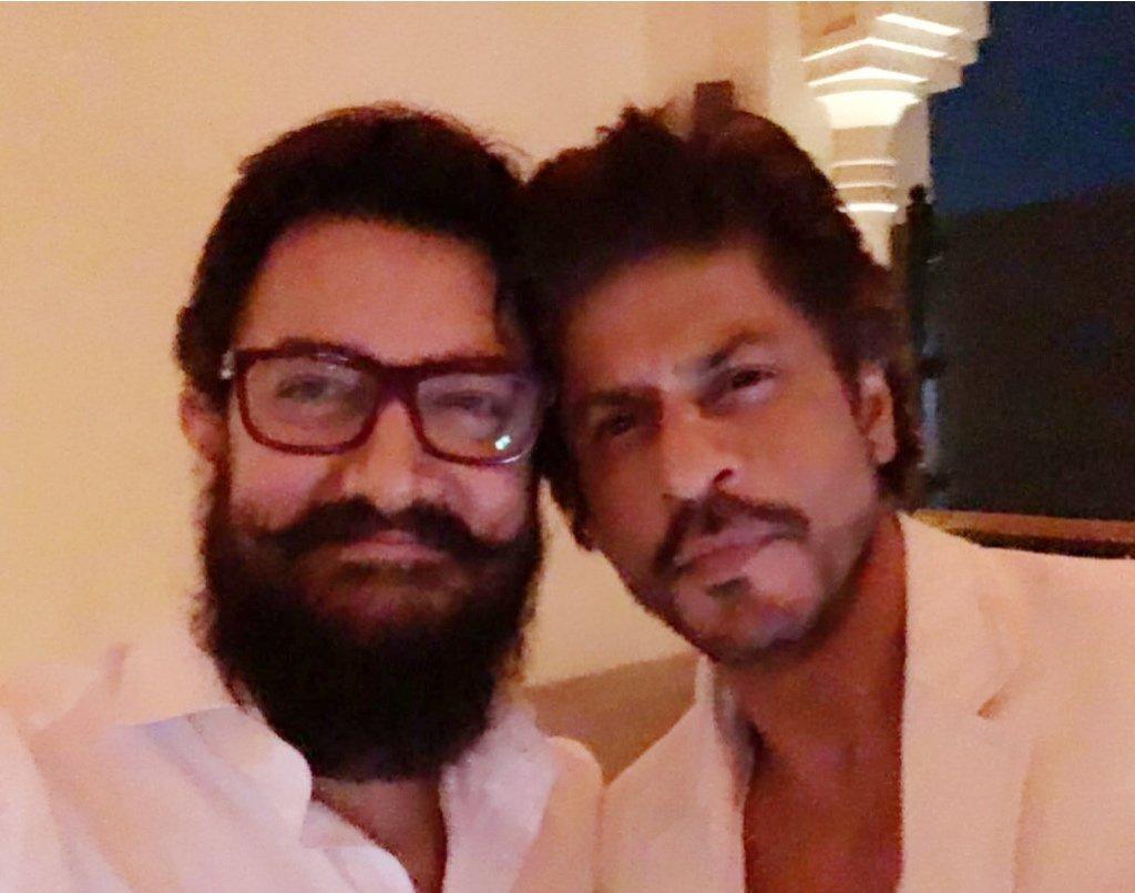aamir SRK