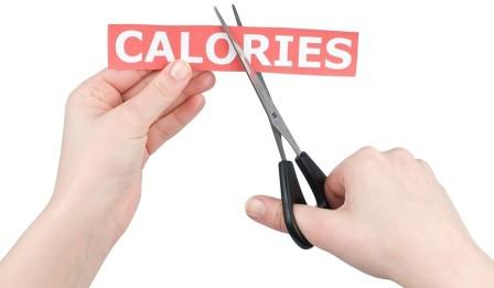 calories cut