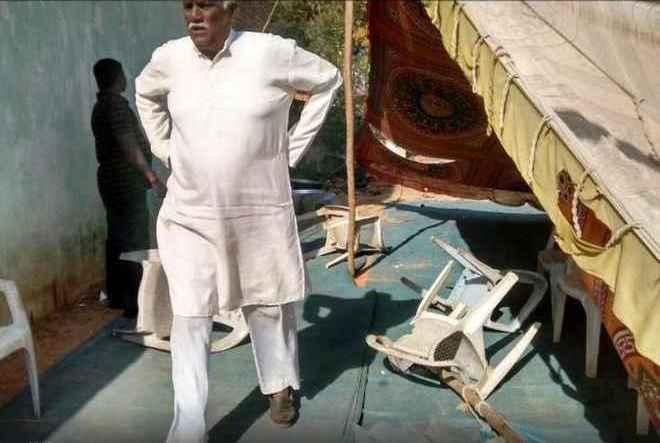 case against BJD MLA's son