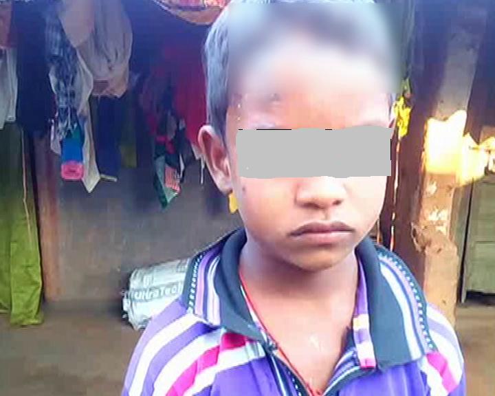 child labour hot chaat Rayagada
