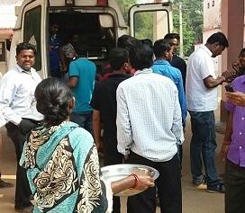 group clash jajpur election