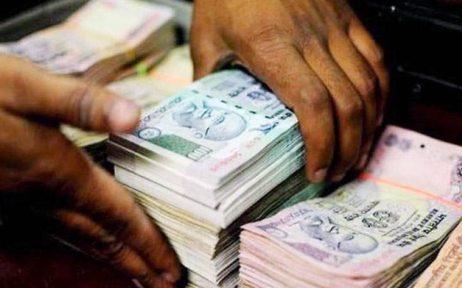 rupee cash