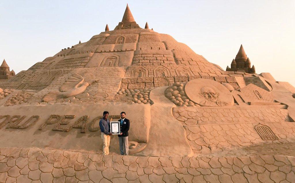 sudarsan sand castle