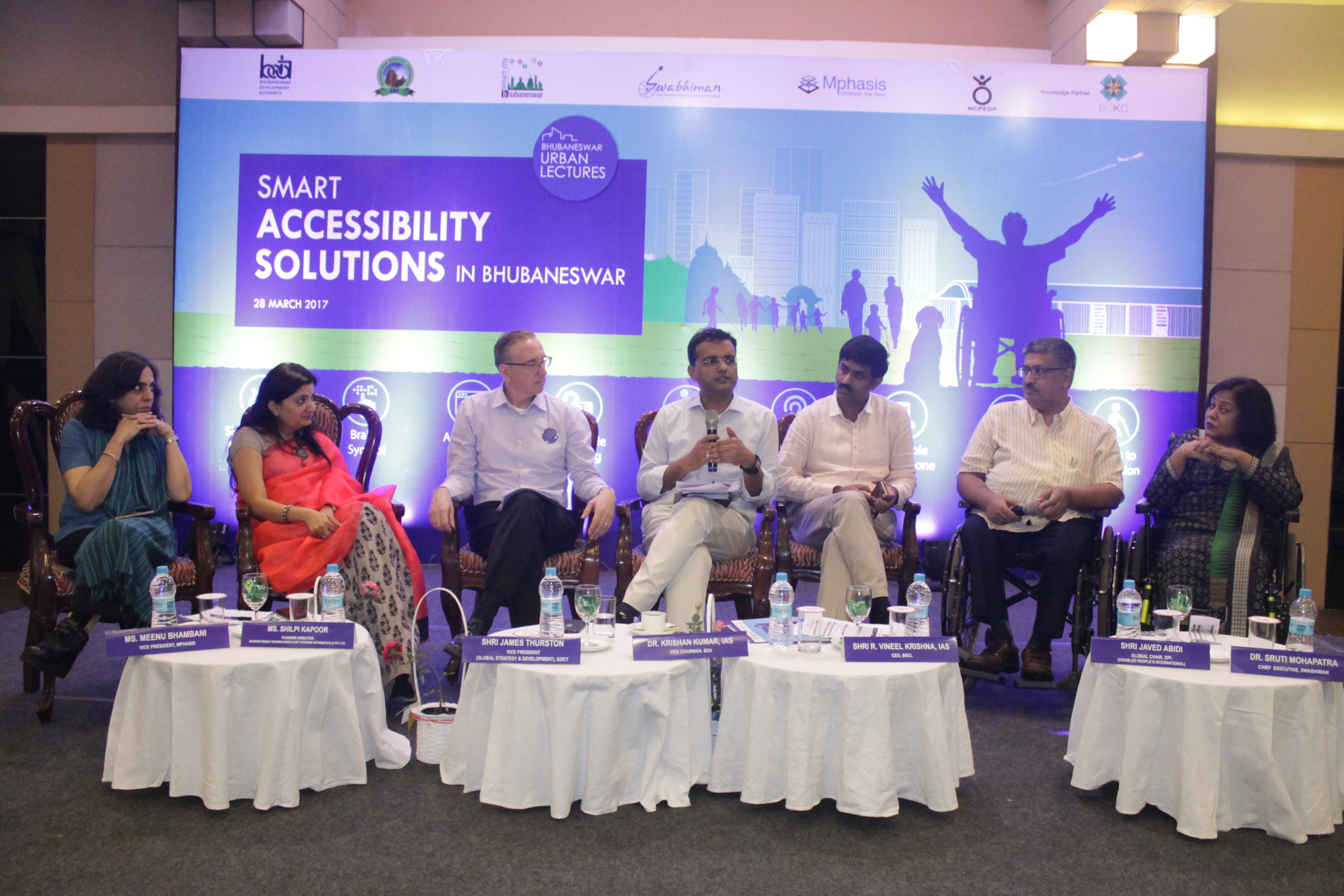 Bhubaneswar Urban Lectures II — Smart Accessibility Solutions (1)