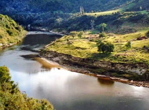 New Zealand-Whanganui River