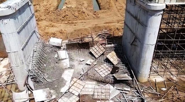 bridge collapse keonjhar