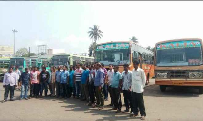 bus from puri