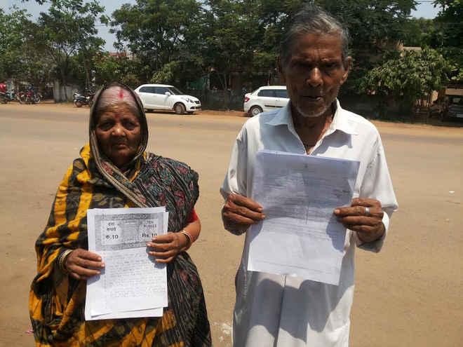 couple-land grab-allegation