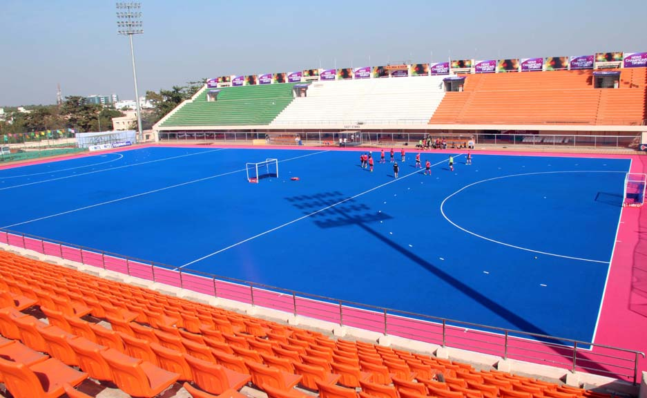 Pakistan Hockey Squad To Take Part In Bhubaneswar World Cup