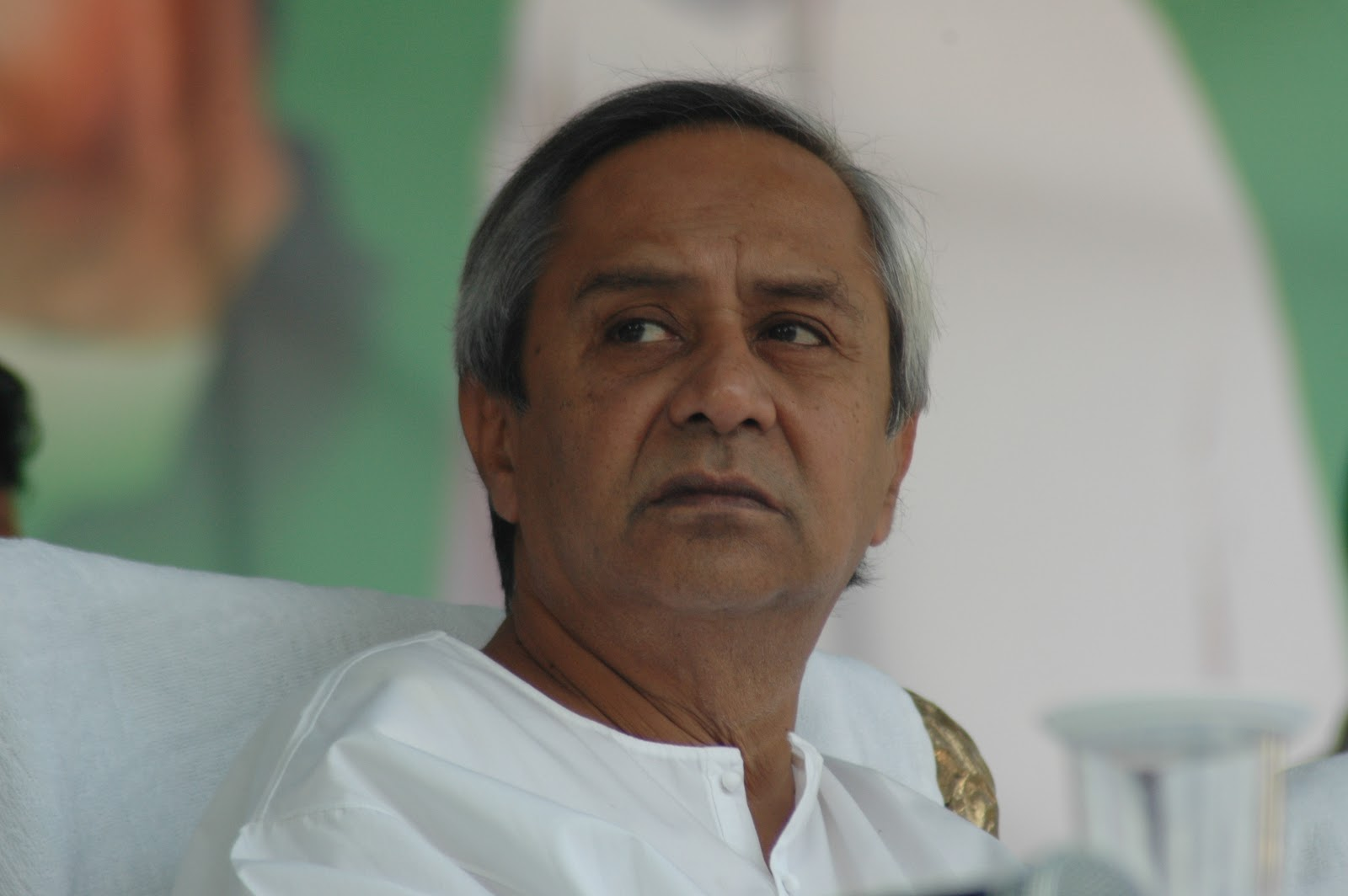 Naveen breaks silence over attack on Baijayant, says BJD is against violence
