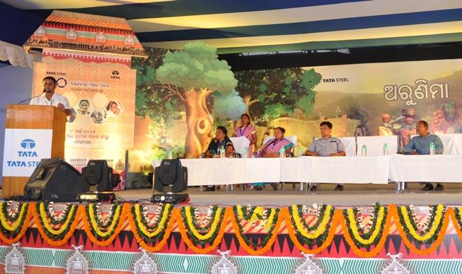 Tata Steel kicks off mega event 'Arunima' in Odisha