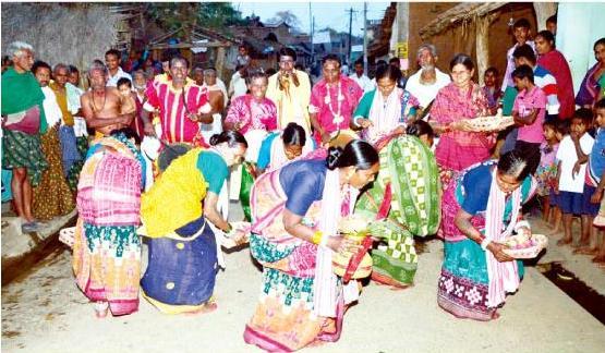 tribal women-devadasi