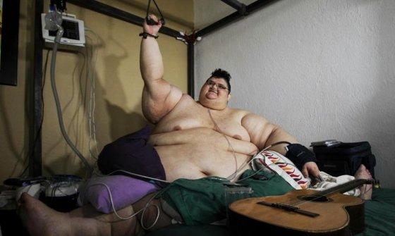 world's heaviest man