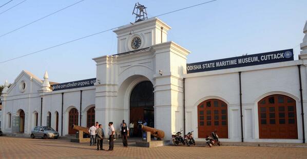 4D theatre Odisha state maritime museum