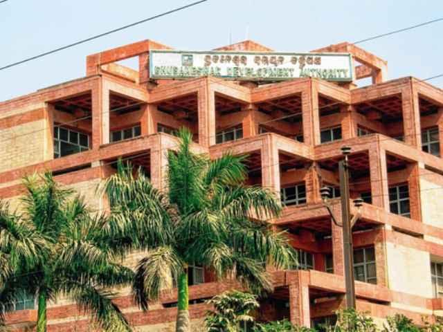 BDA building