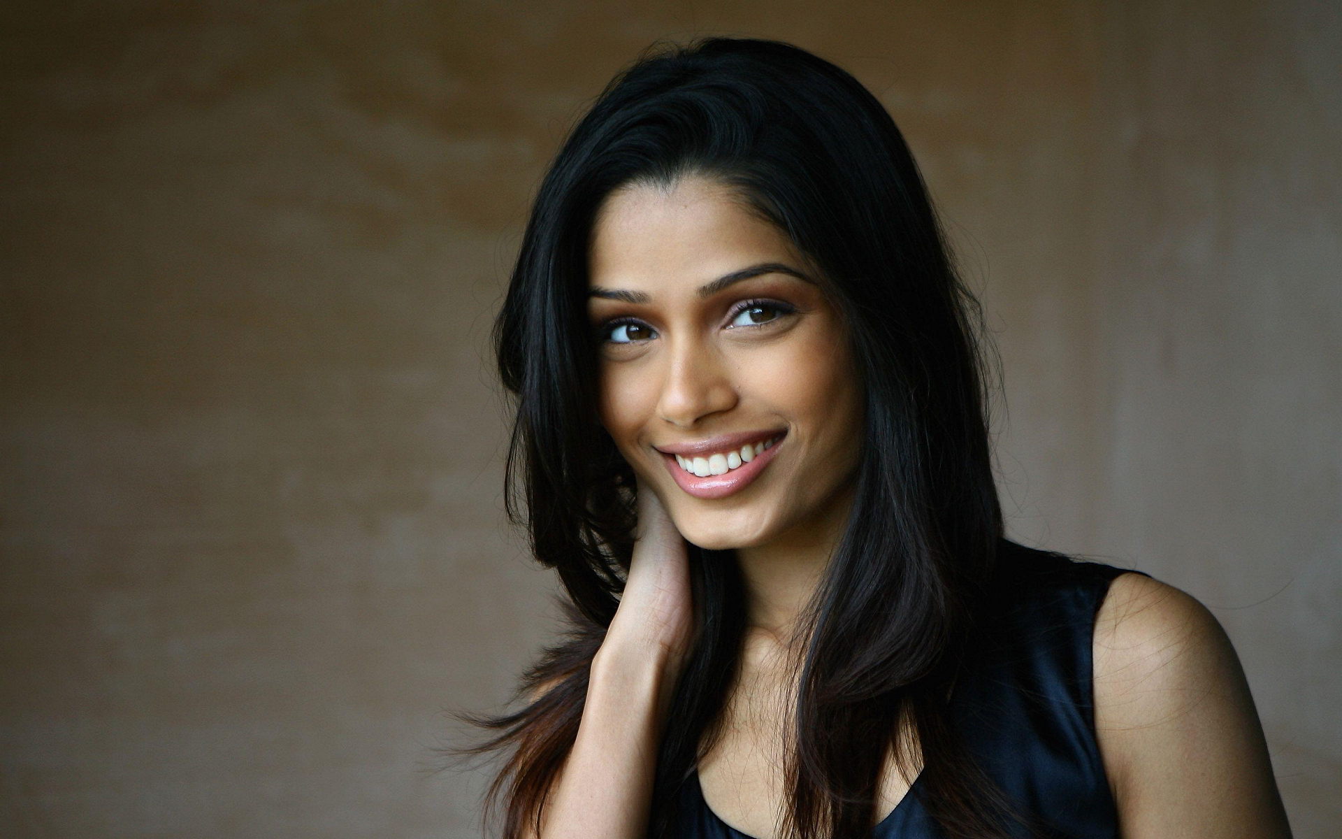 staying single like being born again says freida pinto