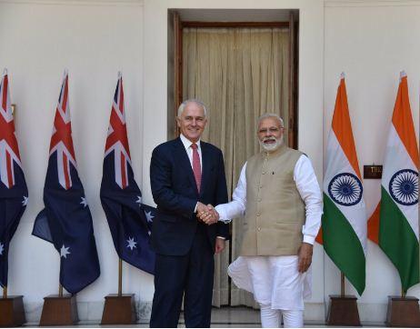 Modi-Malcolm Turnbull