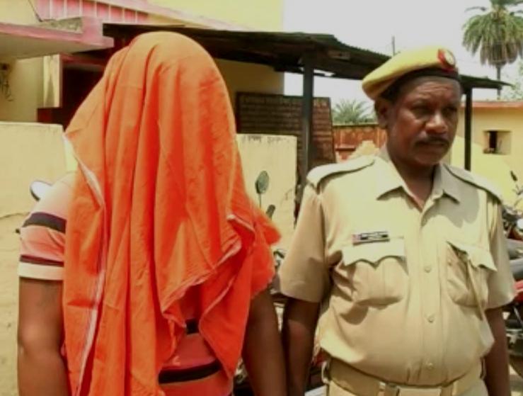 Nabarangpur youth arrested