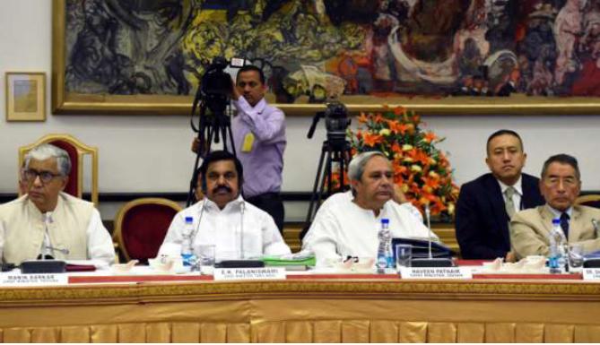 Odisha CM at NITI Aayog copy
