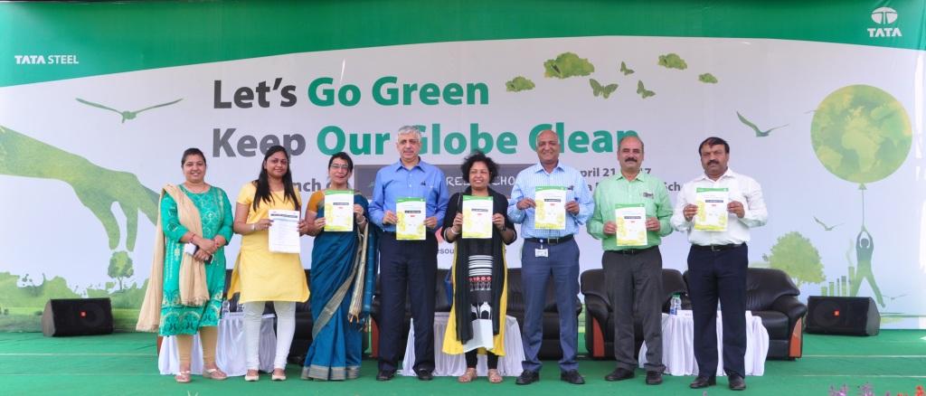 Picture-Green School Launch