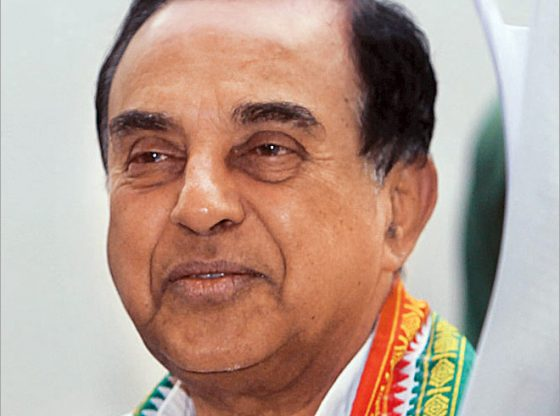Depopulate Kashmir Valley to curb protests: Subramanian Swamy