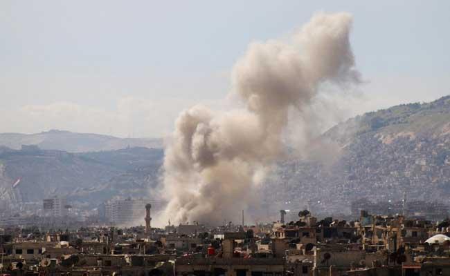 Toxic attack kills 58 in Syria