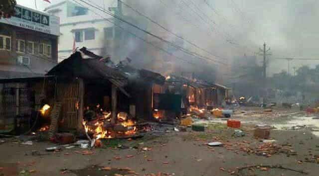bhadrak-unrest