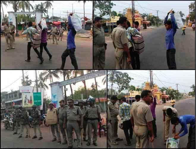 bhadrak violence