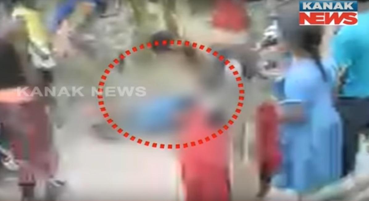 couple beaten koraput