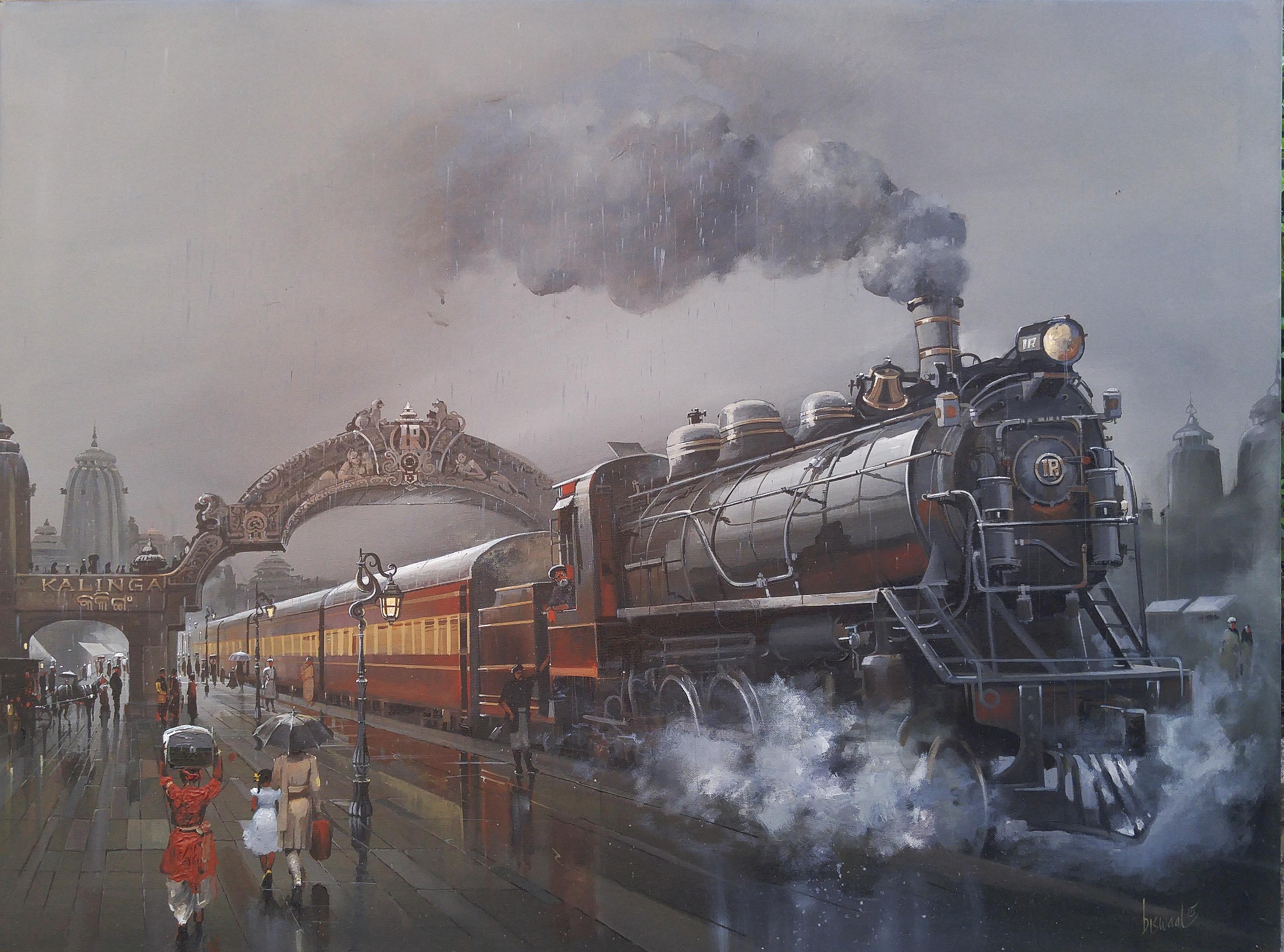 kaling railway station