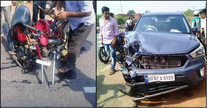 khordha accident