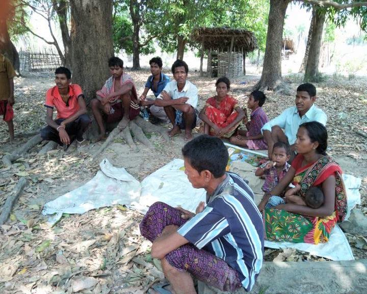 maoist supporters 1