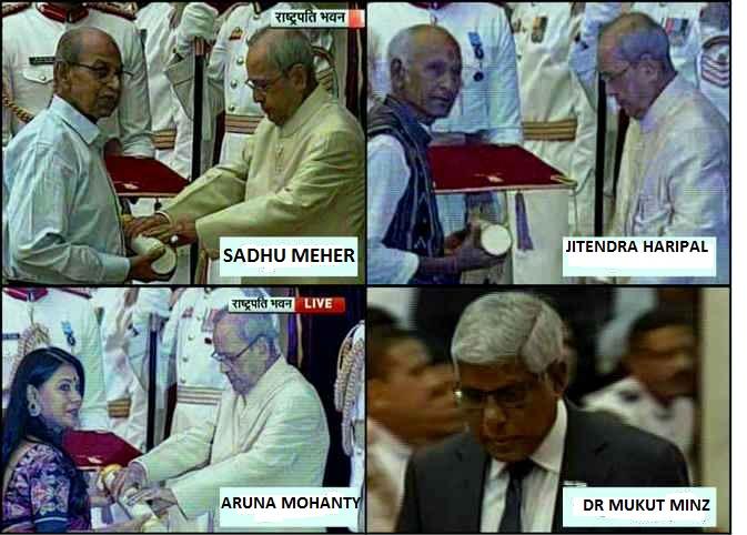 padmashri awardees