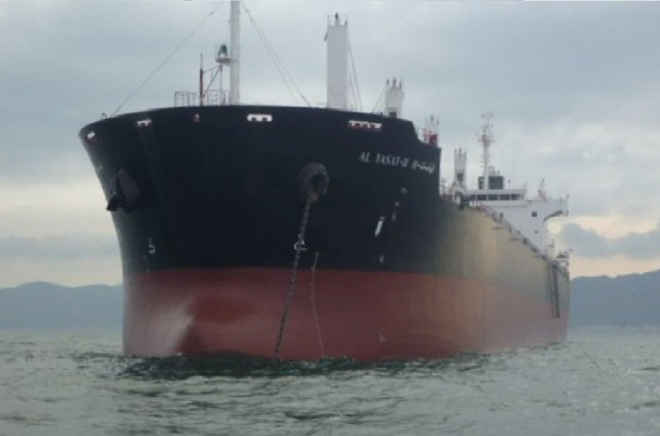Al Yasat-ship