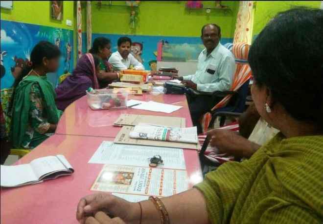 Puri child marriage