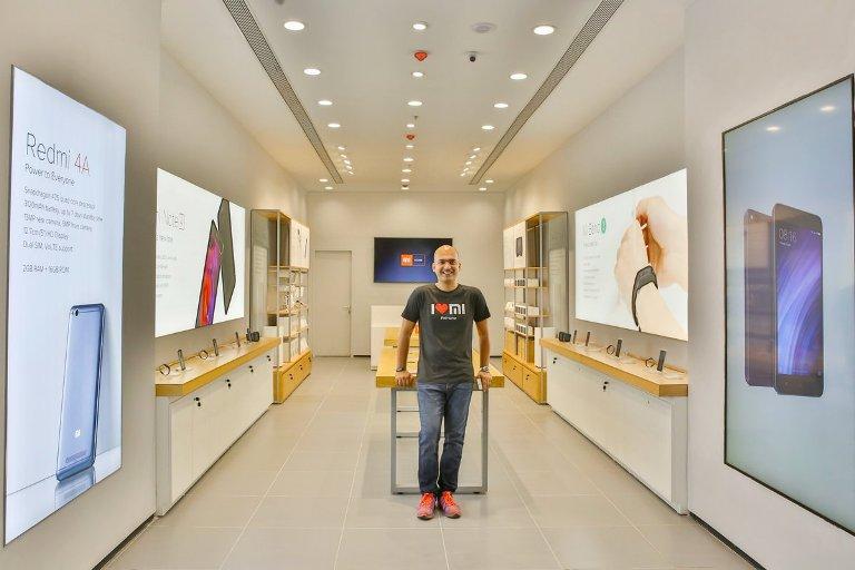 Xiaomi store India
