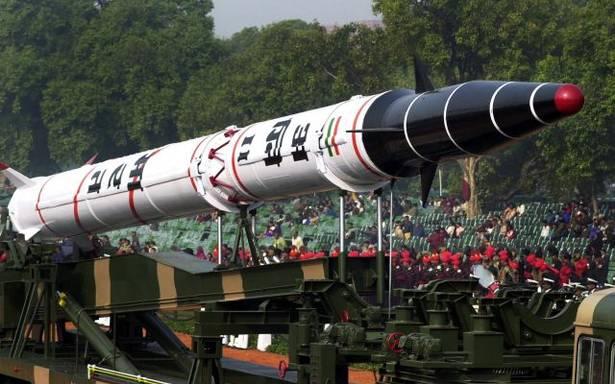 India test fires Agni-II ballistic missile