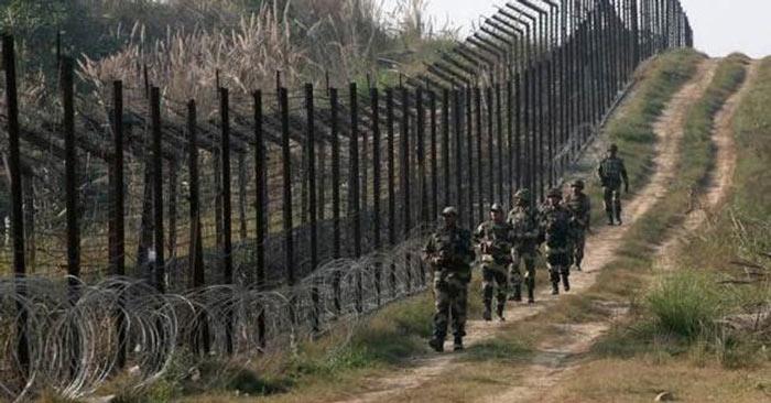 army border