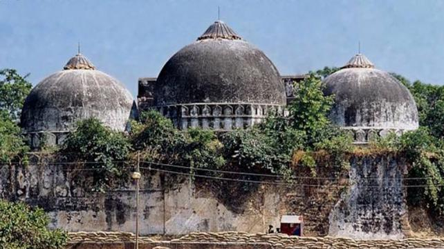 Five accused in Babri demolition surrender in court, get bail