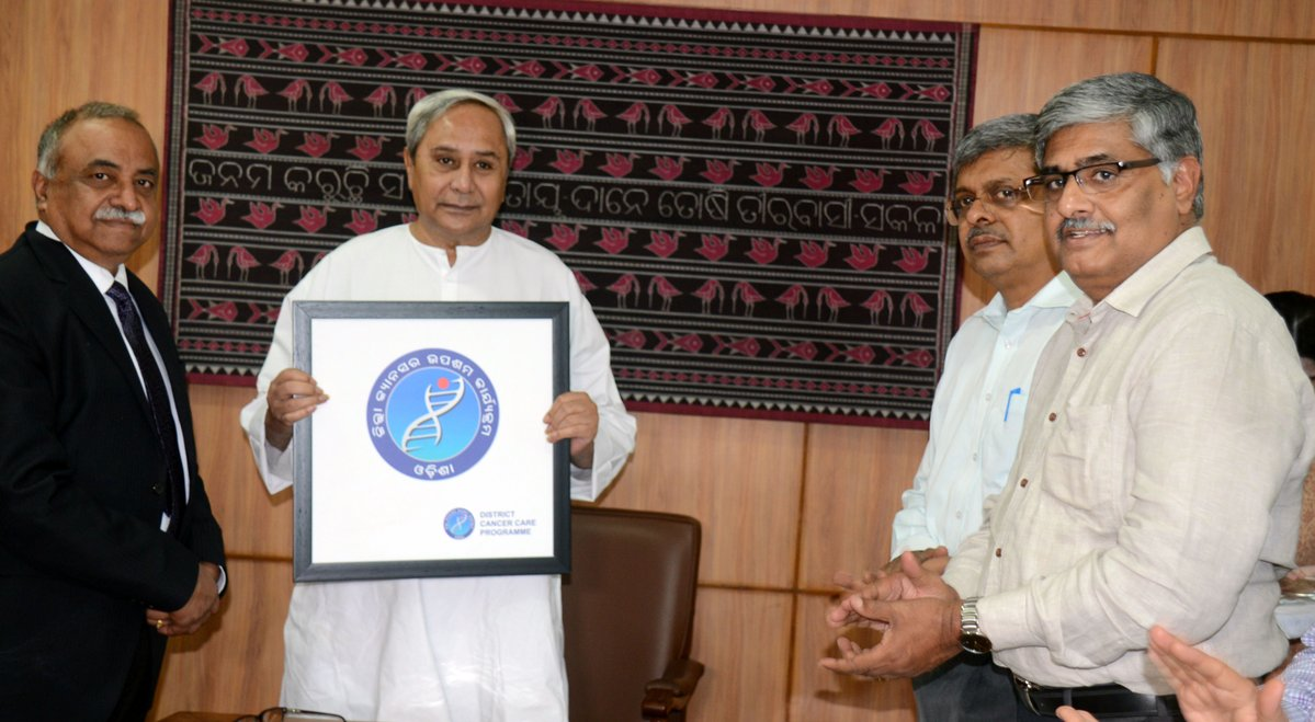 Odisha govt launches free cancer treatment programme