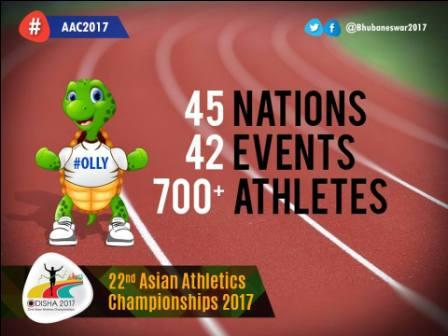 Asian Athletics meet: Pakistan says visas not received yet