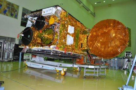 Arianespace set to launch GSAT-17 from French Guiana on June 29