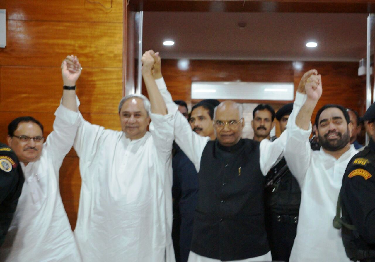 Rajasthan's NPP to support Kovind in Prez poll