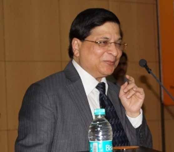 Justice Dipak Mishra To Be The Next CJI