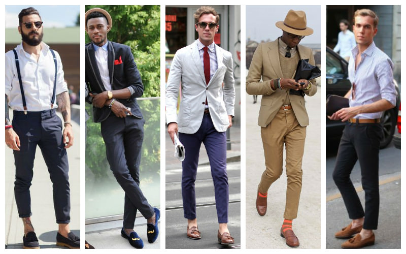 Can You Wear Cream To A Wedding: Wear Loafers With Different Outfits