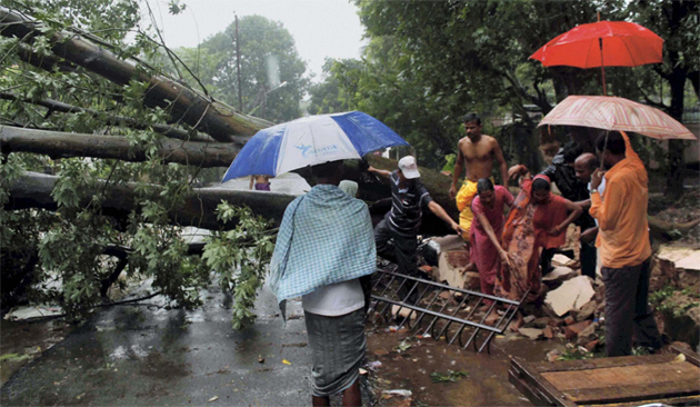 Odisha 'model' state in disaster preparedness since 1999