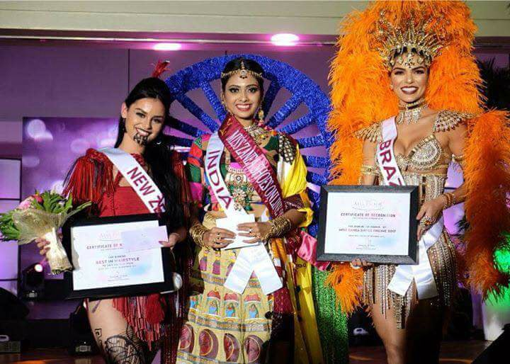 Odisha's Sonika Roy wins National Costume Competition at